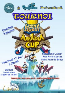 Tournoi Loony Quest